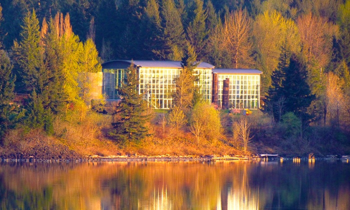 Columbia Gorge Interpretive Center Museum - Stevenson: Annual Membership or One-Day Admission for Two to Columbia Gorge Interpretive Center Museum (Up to Half Off)