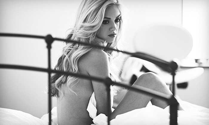 Tommi Studio - Center City East: 60- or 90-Minute Boudoir Photo Shoot with Prints at Tommi Studio (Up to 77% Off)