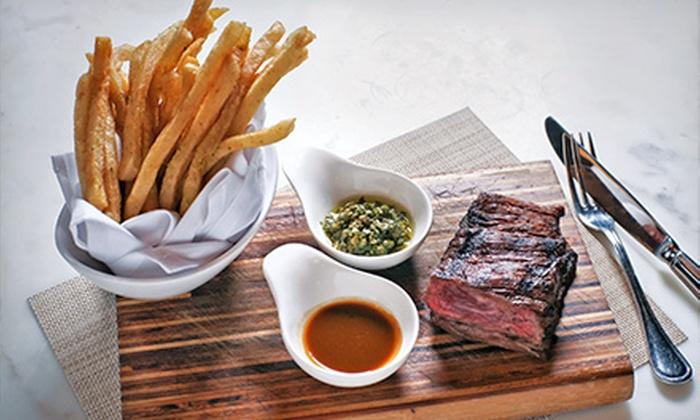 Bistro La Promenade - Chelsea: $80 for $160 Off Your Dinner Bill at Bistro La Promenade