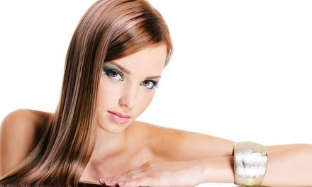 Coupon Centri Estetici Groupon.it Pacchetto bellezza capelli shampoo, taglio, colore e piega al salone A.I.T. Alessandro In Testa (sconto fino a 88%)