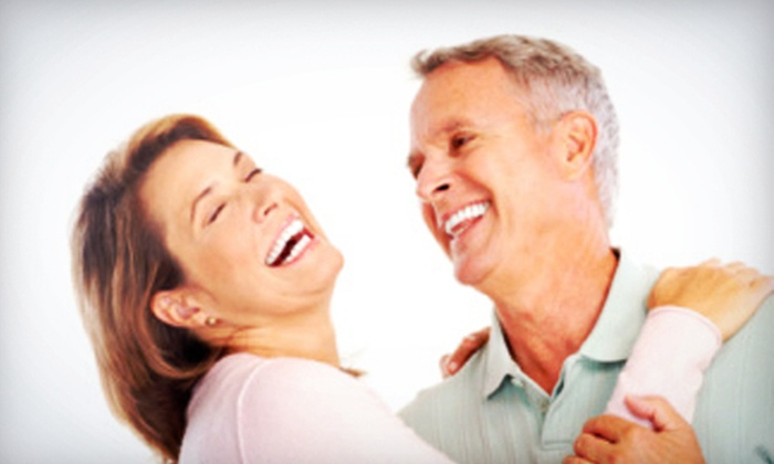 Half Dental - Las Vegas: Dental-Implant Treatment for One or Two Teeth at Half Dental (Up to 56% Off)