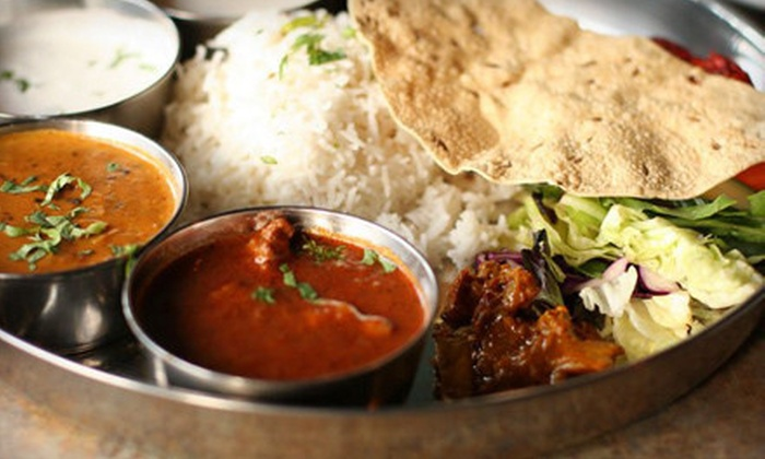 Indian Chillies - Pasadena Lakes: $10 for $20 Worth of Indian Food and Drinks at Indian Chillies