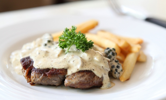 Cotton Fields - Durban: 300g Rump and Beverage at Cotton Fields Restaurant