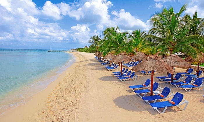 Allegro Cozumel - Cozumel, Mexico: All-inclusive Stay at Allegro Cozumel in Mexico, with Dates into December. Includes Taxes and Fees.