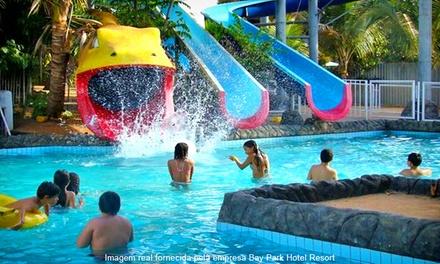 Brasília: day use para até 20 pessoas no Bay Park Aquapark.