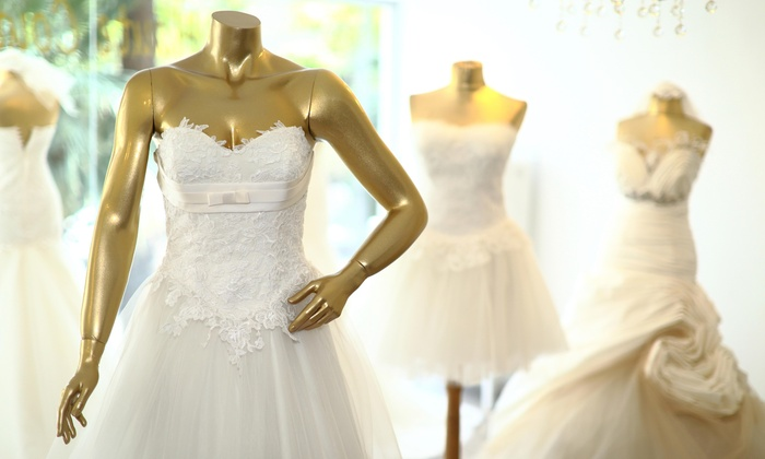 His And Her Bridal - Houston: Bridal Apparel and Accessories at His and Her Bridal (50% Off)