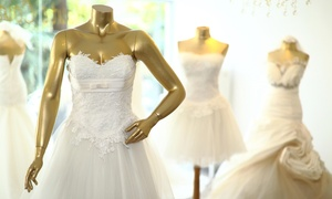 His And Her Bridal: Bridal Apparel and Accessories at His and Her Bridal (50% Off)