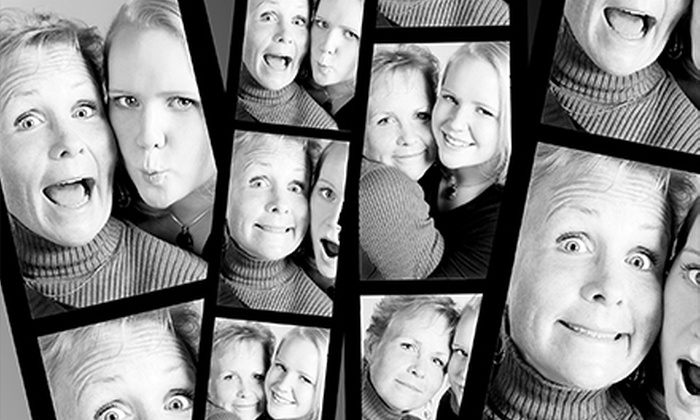 Joyfully Yours Productions - Orange County: $275 for $500 Worth of Services Toward Photobooth at Joyfully Yours Productions