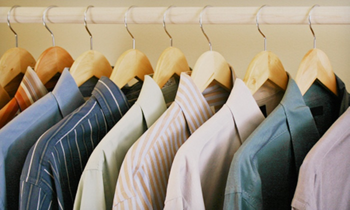 Classique Dry Cleaners - Central Downtown: $15 for $30 Worth of Dry-Cleaning Services at Classique Dry Cleaners
