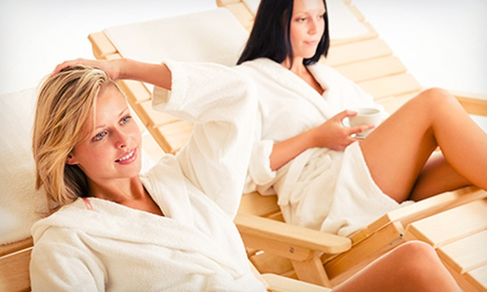 Solace Spa - Cataraqui North: Women's Spa Package with Manicure for One or Two at Solace Spa (Up to 55% Off)