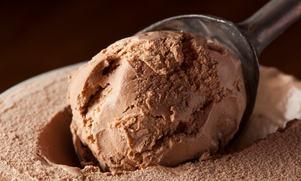 $12 for Three Groupons, Each Good for $8 Worth of Treats at Divino Gelato Cafe ($24 Value)