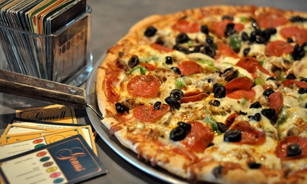 $28 for $40 Worth of Pizzeria Cuisine, Sunday–Thursday, at Waldo Pizza