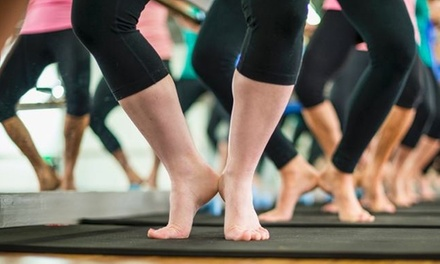 5 or 10 Sculpt Barre Classes at Sculpt Tulsa (Up to 63% Off)