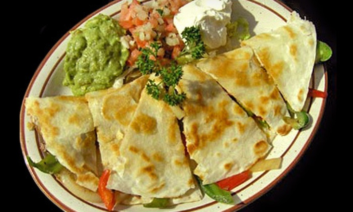 Chepo's Mexican Restaurant - Downtown Eagle River: $20 for $40 Worth of Mexican Food and Drinks at Chepo's Mexican Restaurant