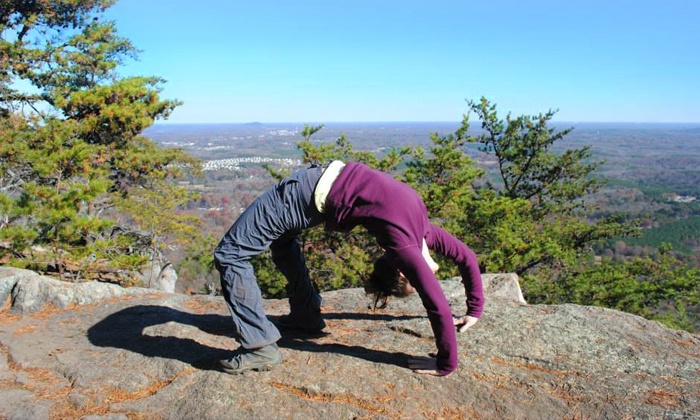 Northeast Mountain Guiding - Byram Township: One-Day Group Yoga Hike for One or Two from Northeast Mountain Guiding (Up to 55% Off)