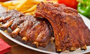 The N.Y. Loft: Menu tipico americano con grigliata di carne e birra o vino (sconto fino a 73%)
