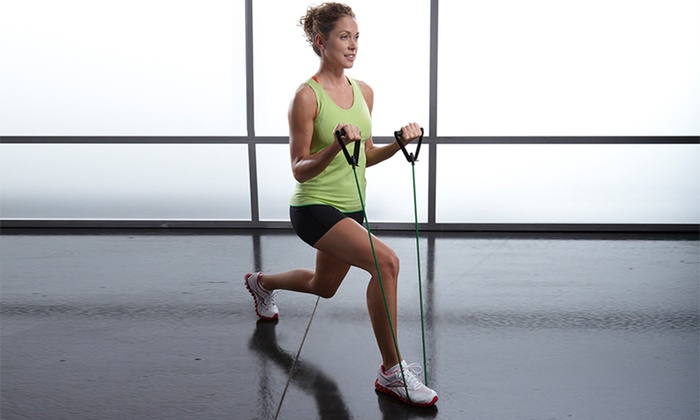 Xertube Resistance Band with a Door Attachment: Xertube Resistance Band with a Door Attachment. Multiple Resistances Available. Free Returns.