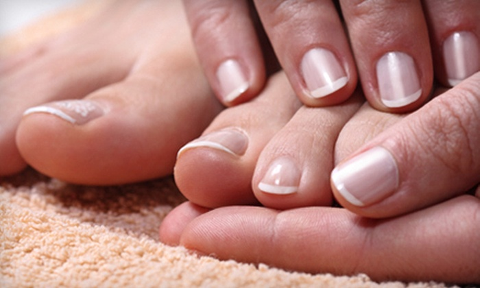 SistaSista Nail Spa - Sista Sista Nail Spa: $25 Worth of Nail Services
