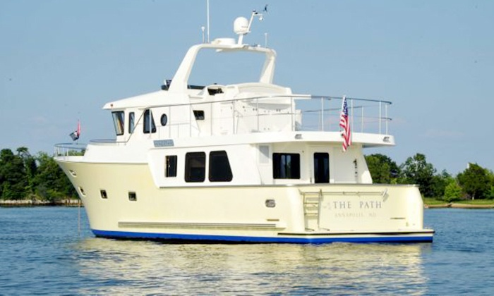 Captain Mikes LLC - Prosperity Bay Village: Half- or Full-Day Charter Cruises from Captain Mike's LLC (Half Off)
