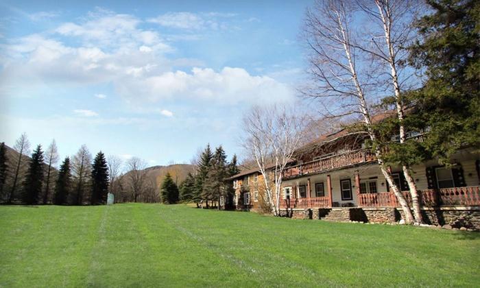 Hunter Wellness Retreat And Ski Lodge Mountain Hotel Spa
