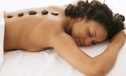 One or Three Massages with Eye Treatments at Samarra Massage (Up to 65% Off)