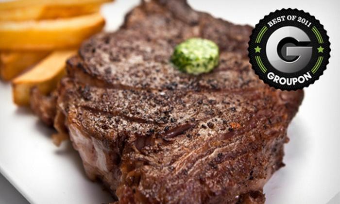 White Oaks Restaurant - Westlake: $22 for $45 Worth of Upscale American Dinner Fare at White Oaks Restaurant in Westlake