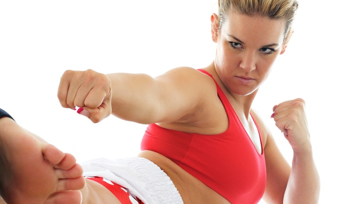 Kickboxing 4 Oceanside - Oceanside: Five, Ten, or Twenty Kickboxing Classes with Personal Training Session at Kickboxing 4 Oceanside (Up to 91% Off)