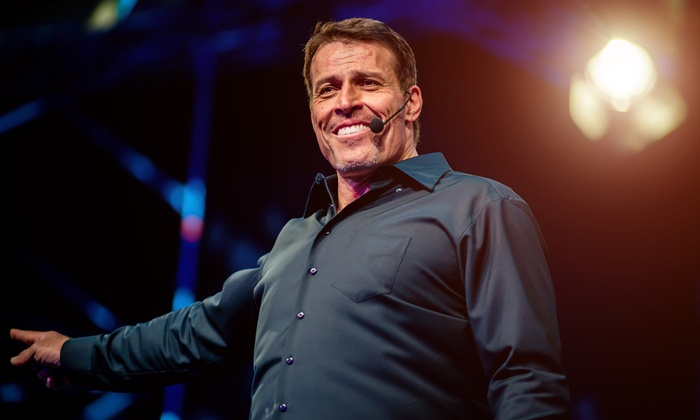 Tony Robbins Live at the National Achievers Congress - Comerica Theatre: Tony Robbins Live at the National Achievers Congress (February 1, 2016 at 8:30 a.m.)