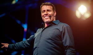 Tony Robbins Live at the National Achievers Congress: Tony Robbins Live at the National Achievers Congress (October 12 at 8:30 a.m.)