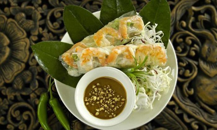 Tsunami Teriyaki - Bel Aire: Pan-Asian Food and Drinks at Tsunami Teriyaki (Half Off). Two Options Available.