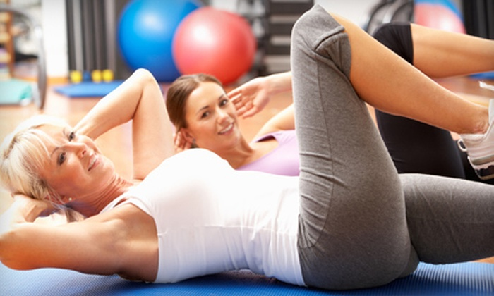 Boom Shock Fitness - Union City: 10 or 20 Boot-Camp Classes from Boom Shock Fitness (Up to 84% Off)