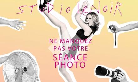 1h15 de shooting professionnel pour adultes avec maquillage professionnel à 29,90 € au Studio Lenoir