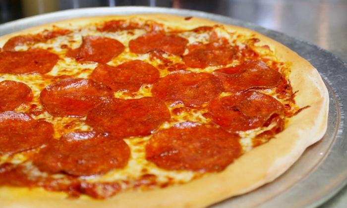 Tony Ray's Pizza - Chelsea: $10 for $15 Worth of Food at Tony Ray's Pizza