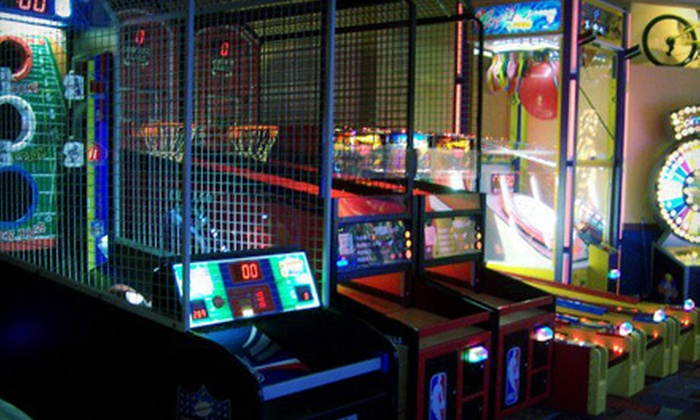 Spare Time - Southeast: $8 for $20 Worth of Arcade Games and Pinball at Spare Time