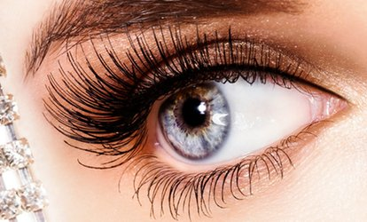 image for Enhanced Brows and Party Lashes or Deep Cleansing Facial (Up to 52% Off)