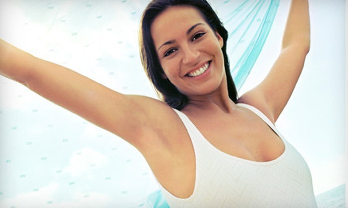 Hair 1 and Spa 2 - Carthage: Six Laser Hair-Removal Treatments on Small, Medium, or Large Area at Hair 1 and Spa 2 (91% Off)