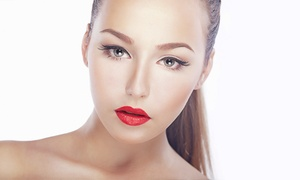 Unique Beautique: Semi-Permanent Make-Up on Eyebrows, Lips, or Eyes Plus Top-Up Session at Unique Beautique (Up to 41% Off)