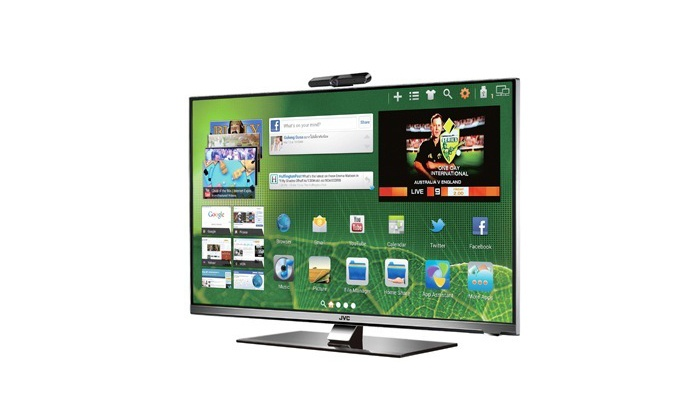 nuw: JVC 55-Inch 3D Android Smart TV For R14 999 Including Delivery (35% Off)