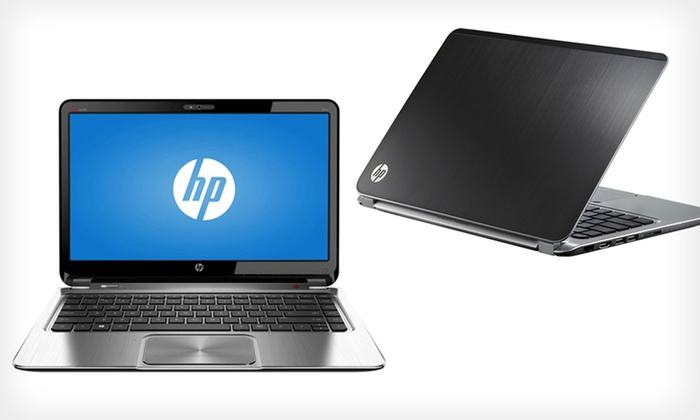 """HP Envy HP Envy 14"""" Ultrabook with Beats Audio : $459.99 for an HP Envy 4-1015dx 14"""" LED Ultrabook (Refurbished) ($598 List Price). Free Shipping and Returns."""