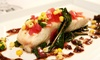 Oceanique - Far North Side: Chef's Five-Course French Seafood Tasting Dinner for Two or Four at Oceanique (Up to 58% Off)