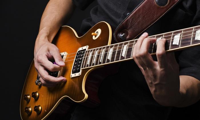 Rockin' Kidz - Los Gatos: $5 Buys You a Coupon for 25% Off First Four Music Lessons at Rockin' Kidz