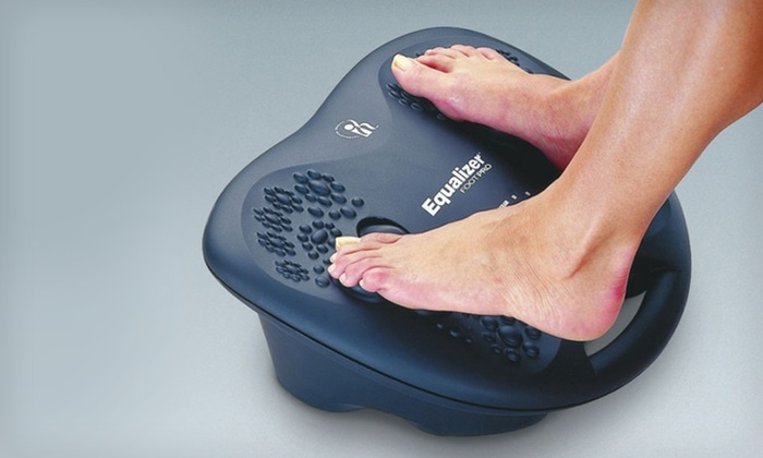 Human Touch Foot Massager: $69.99 for a Human Touch Foot Massager ($169 List Price). Free Shipping and Returns.