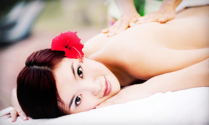 Hibiscus Therapeutic Center - Montclair: One or Three 60-Minute Swedish, Deep-Tissue, or Hot-Stone Massages at Hibiscus Therapeutic Center (Up to 63% Off)