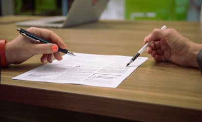 Personal Tax Return or E-Z Tax Return at Listo Tax Services (Up to 48% Off)