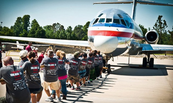 Camp Fire Presents Just Plane Fun 2013 - Tulsa: Registration for One, Two, Four, or Team of 20 to Camp Fire Presents Just Plane Fun 2013 (Up to 62% Off)