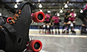 CT Roller Girls All Stars vs. Ithaca: $10 for a CT RollerGirls Bout for Two at InSports Center on August 22 ($24 Value)