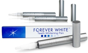 DazzlingWhiteSmileUSA: $21 for a Three-Pack of Professional Teeth-Whitening Pens from DazzlingWhiteSmileUSA ($117 Value)