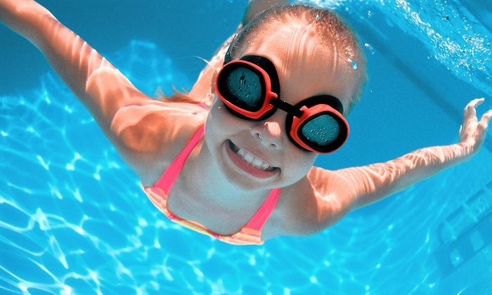 British Swim School - West Palm Beach: $99 for Eight Swim Lessons, Registration, and First Swim Camp at British Swim School ($191 Value)