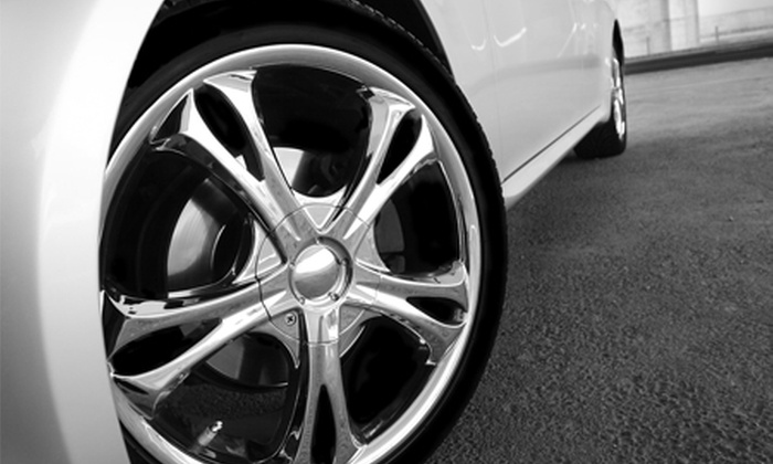 Supa Quick - Multiple Locations: Wheel Alignment for One or Two Cars at Supa Quick