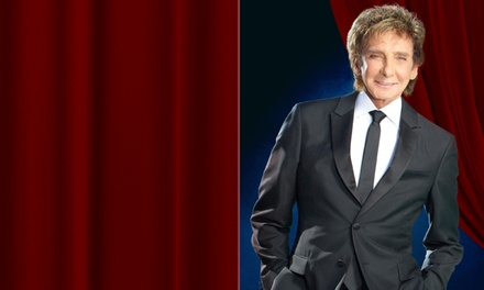$53 to See Barry Manilow at Pensacola Bay Center on January 30 at 7:30 p.m. (Up to $91.89 Value)